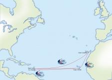 ARCARC+ARC+SVG Route Map