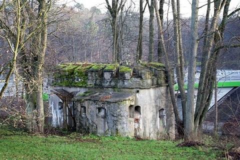 bunkier Ruciane