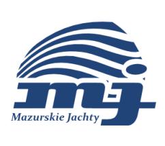 logo mazurskie jachty