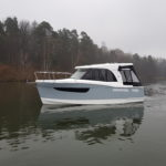 jachty motorowe - houseboaty czarter na Mazurach